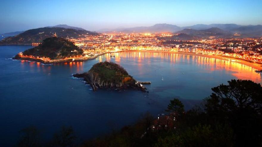 Bahía de la Concha. Foto: Basquetour