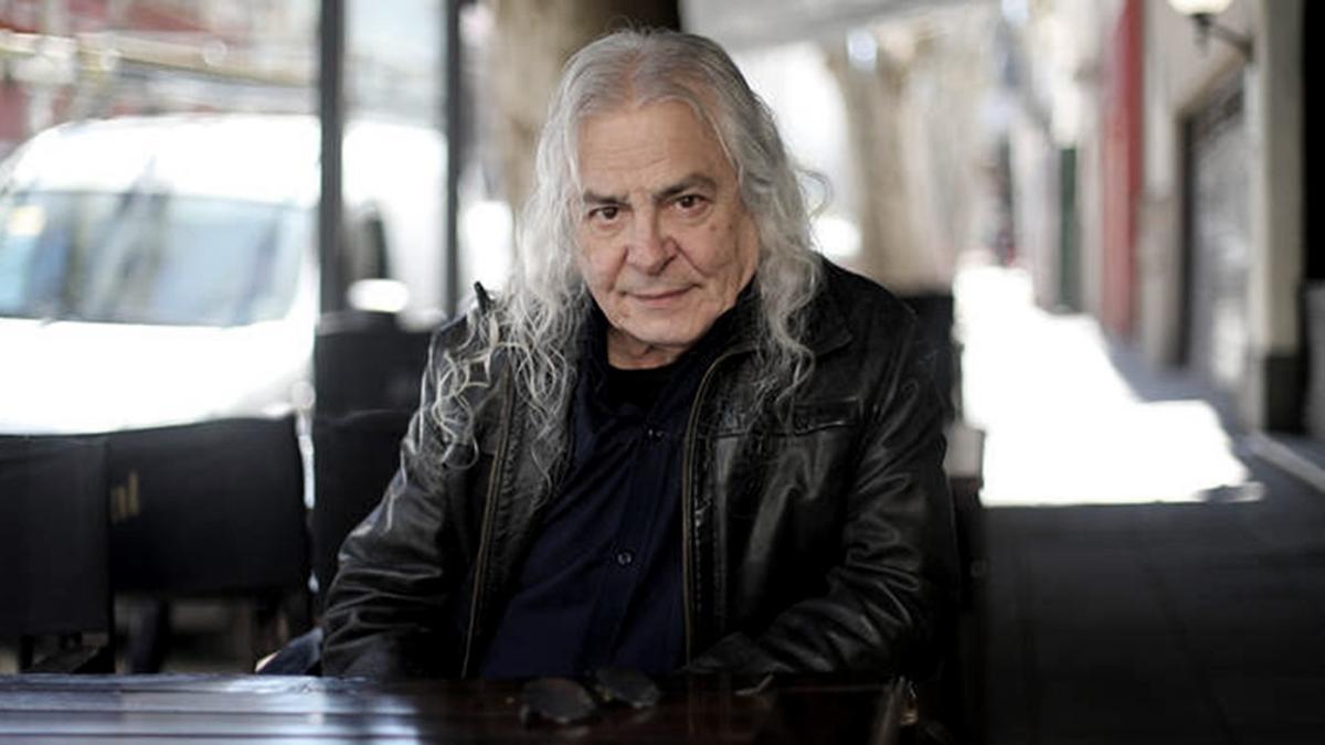 El baterista Rodolfo García