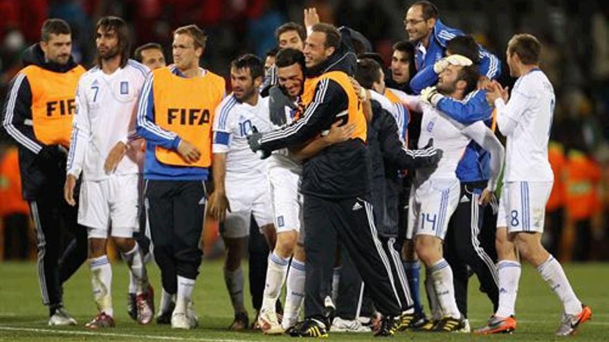 De la jornada del Mundial 2010 #5