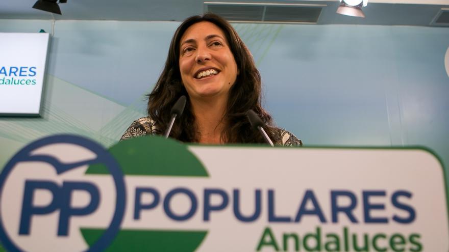 Dolores López deja la Alcaldía de Valverde y seguirá siendo secretaria general del PP-A y senadora