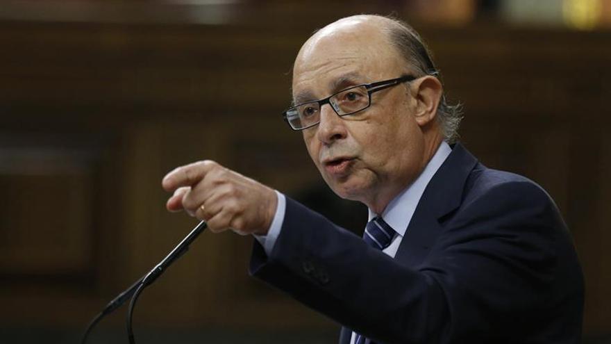 Montoro propone prohibir nuevas amnistías fiscales, pero defiende la de 2012