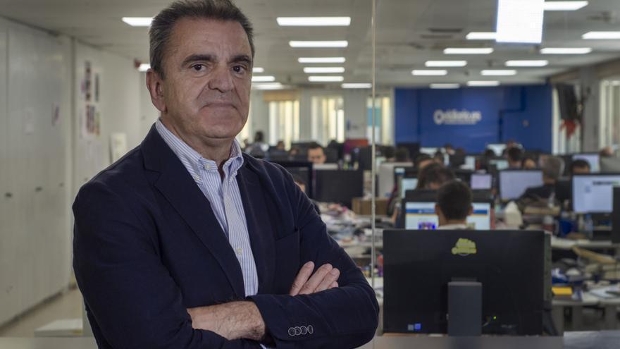 José Manuel Franco, secretario general del Partido Socialista de Madrid