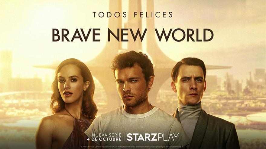 Póster de 'Brave New World'
