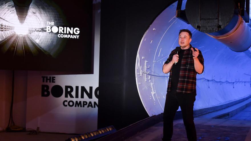 The Boring Company, compañía liderada por Elon Musk, inauguró oficialmente el túnel Hawthorne, en California.
