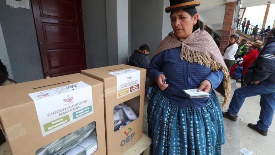 La OEA reitera en su informe final las denuncias que forzaron la salida de Morales