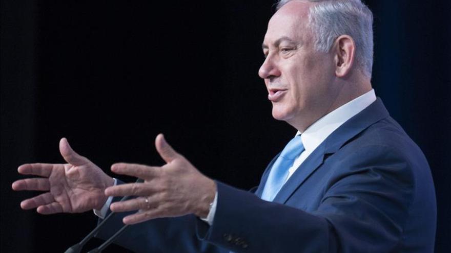 La A. Nacional ordena a la policía que le informe si Netanyahu pisa España