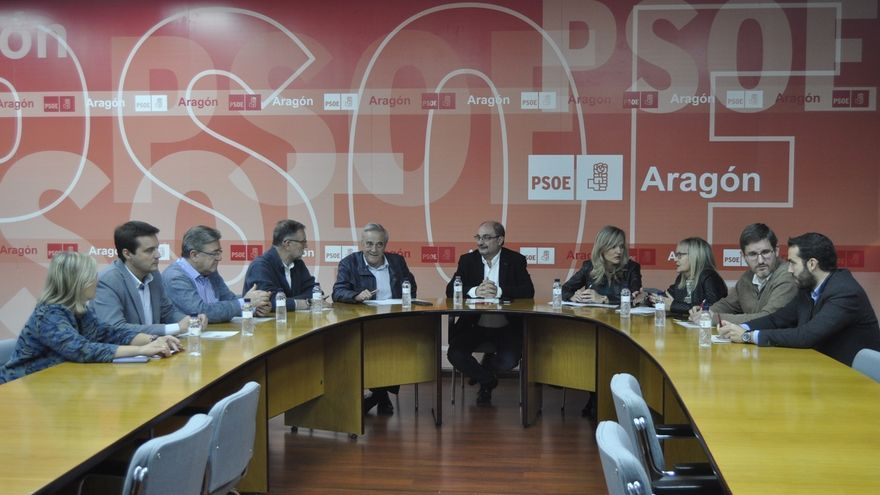 PSOE de Aragón releva a la 'díscola' Susana Sumelzo como coordinadora de los parlamentarios socialistas de la comunidad