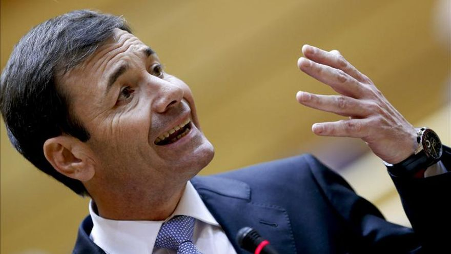 """Tomás Gómez dice que """"Rajoy no tiene autoridad ni legitimidad para dirigir el país"""""""