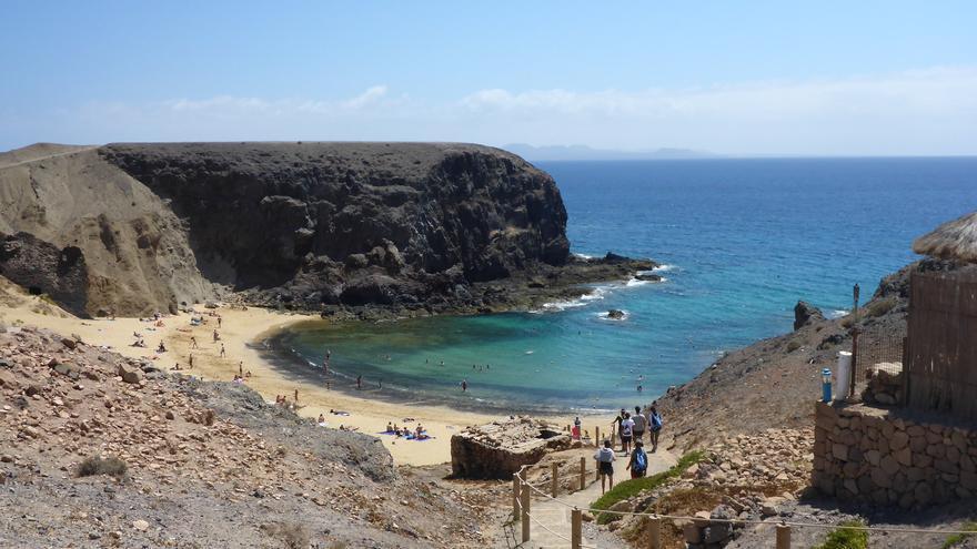 Papagayo, uno de los grandes mitos playeros de Canarias. christian.vielma