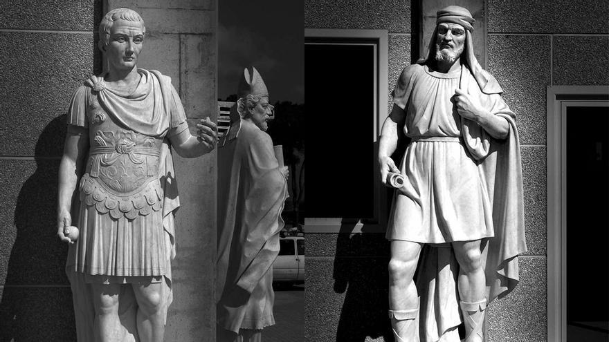 Esculturas de Marco Augusto Dueñas
