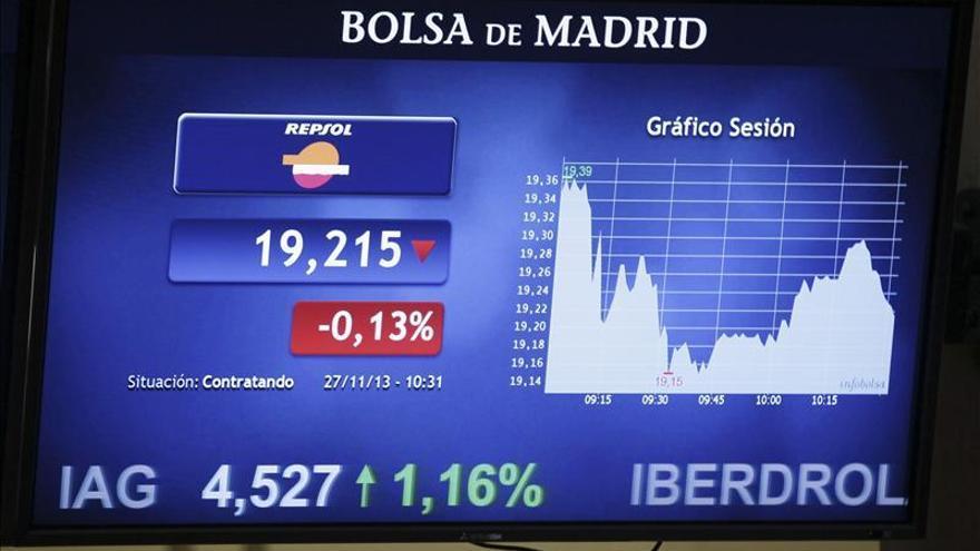 La bolsa española abre al alza y el IBEX se acerca a los 9.900 puntos