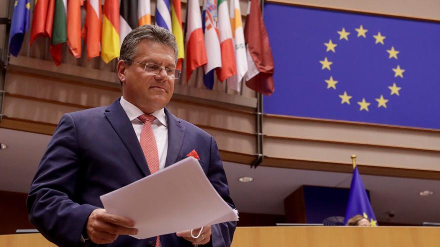 La Eurocámara ratifica el acuerdo comercial entre la UE y el Reino Unido