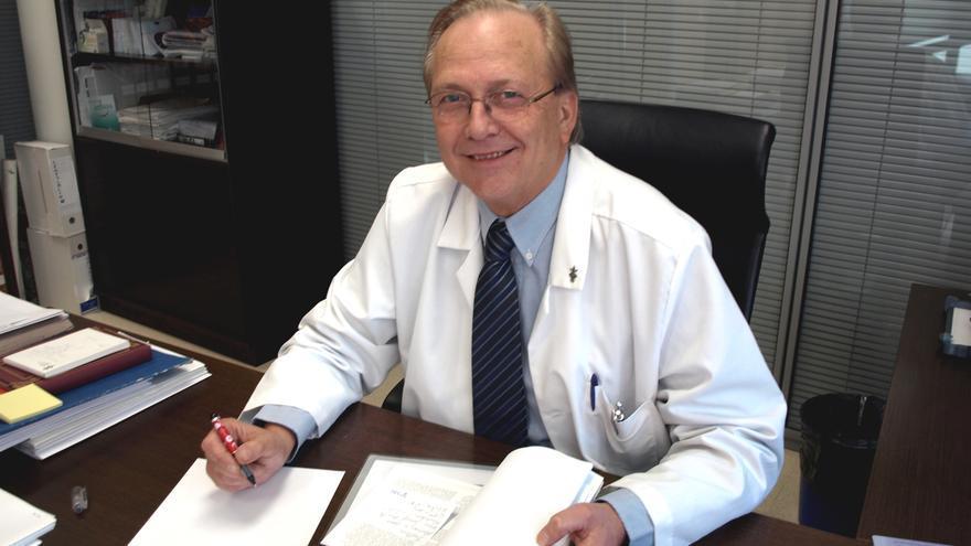 El doctor Carlos Camps