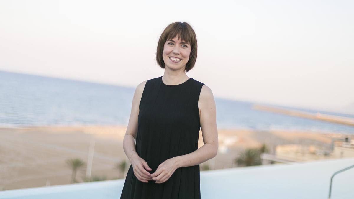 La nueva ministra de Ciencia e Innovación, Diana Morant.