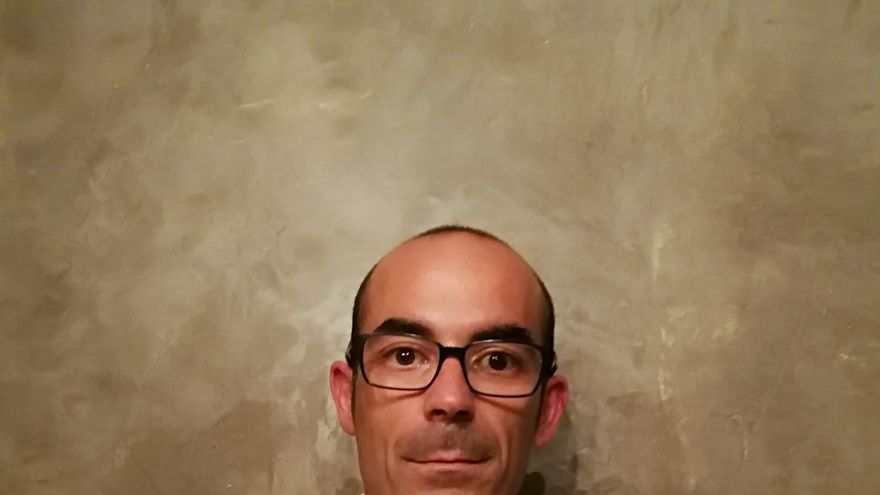 El chef valenciano Jorge Bretón