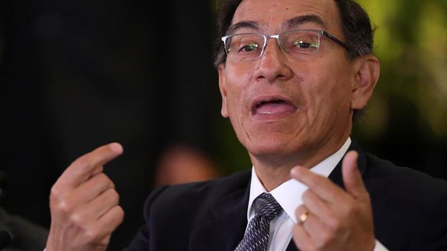 """Perú reafirma que el cambio climático es """"una realidad"""" que afecta al mundo"""