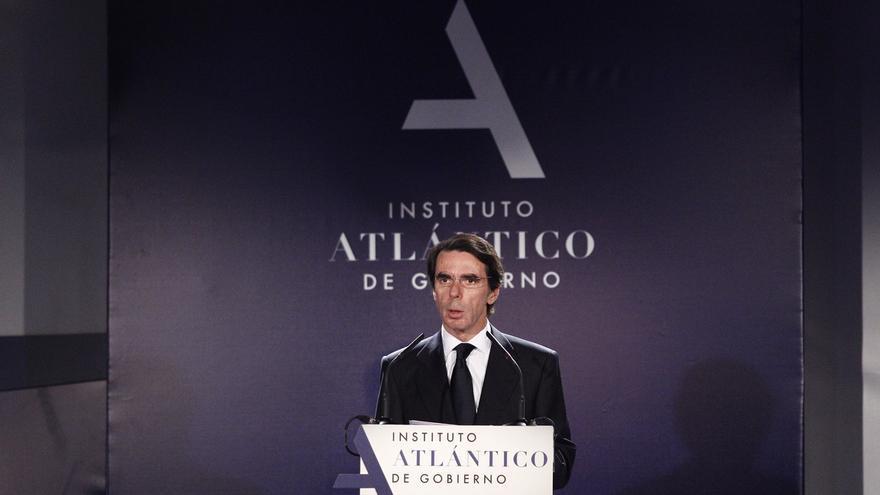 """Aznar pide la liberación del opositor venezolano Leopoldo López, """"una obligación de los que defienden la democracia"""""""