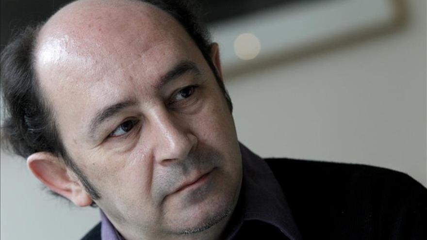 """García Ortega, tras una literatura """"incómoda"""" que toma """"partido"""""""