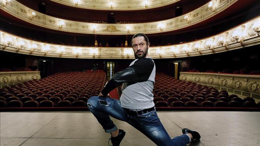 """Rafael Amargo: """"Buscar a Lorca es perder el tiempo, es hacernos más daño"""""""