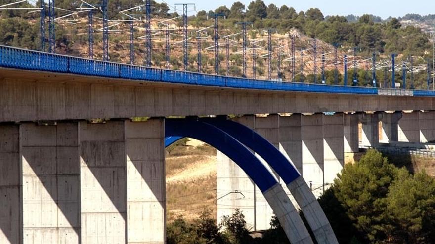 La comisaria europea de Transporte visita mañana las obras del AVE a León y Palencia