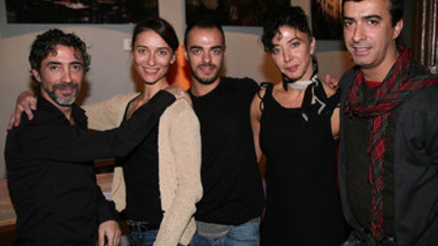 Bailarines de Suite Española