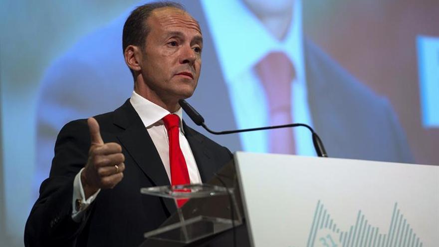 """El Banco Santander reivindica la """"experiencia"""" de la banca frente a nuevos actores"""