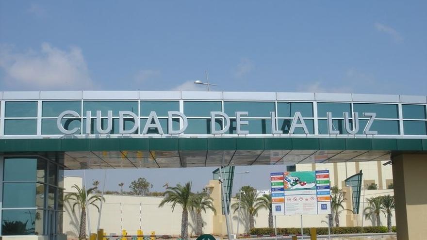 Los estudios Ciudad de la Luz de Alicante piden hoy a la Justicia europea no tener que devolver 265 millones de ayudas