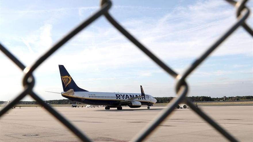 USO dice que Ryanair cerrará sus bases en Canarias el 8 de enero