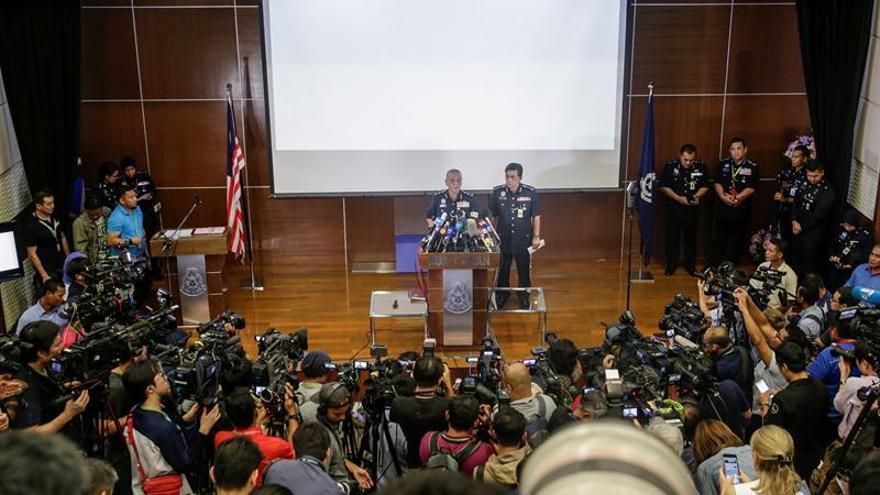 Malasia busca a cuatro norcoreanos por el asesinato de Kim Jong-nam