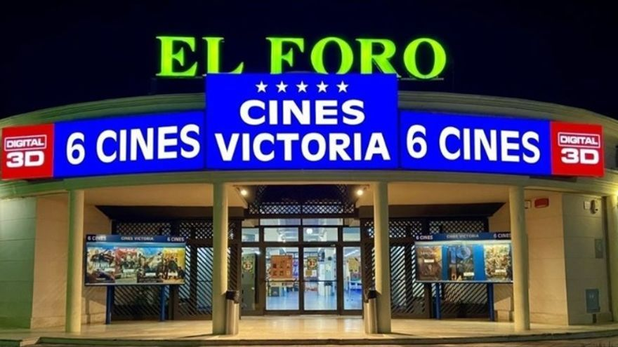 Cines Victoria Mérida