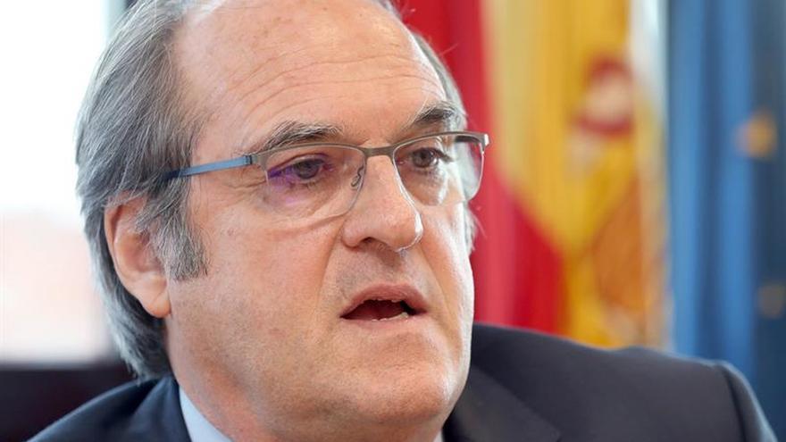 Ángel Gabilondo será uno de los primeros comparecientes para el pacto educativo