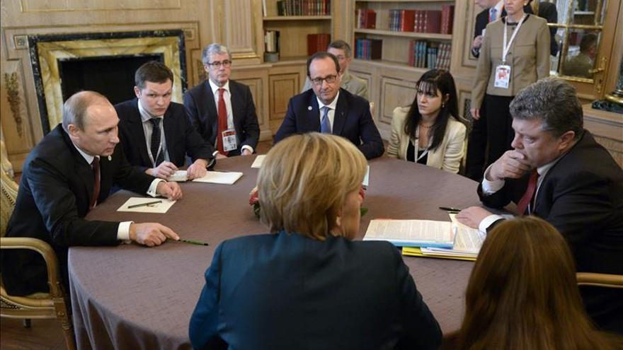 Ucrania y Rusia no han logrado un acuerdo sobre el gas, según Poroshenko