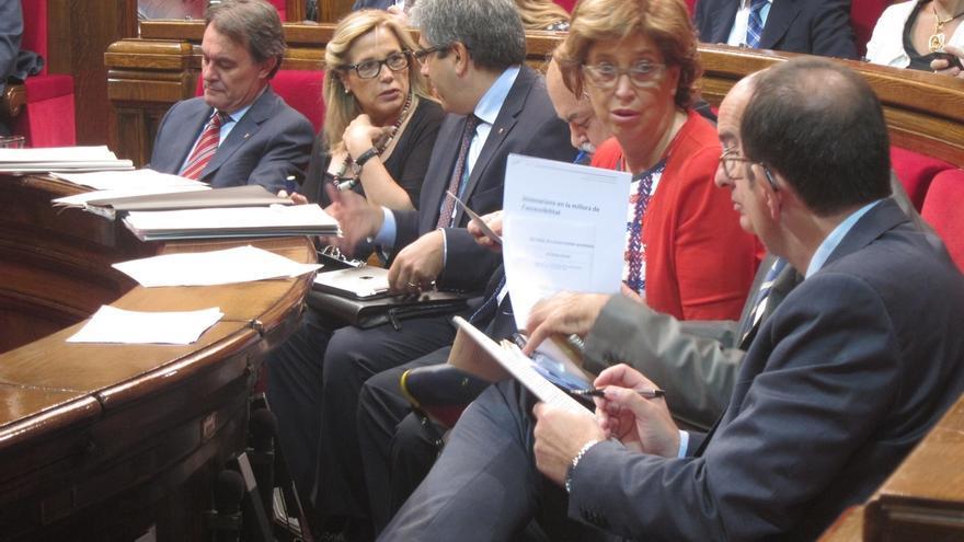 Artur Mas tiene hasta la semana del 18 de octubre para depositar la fianza por la consulta del 9N