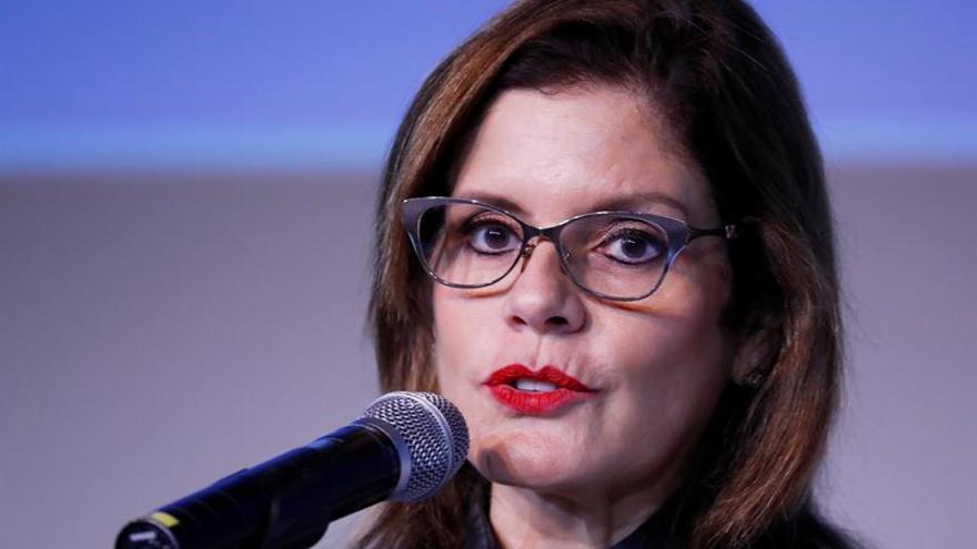 La primera ministra de Perú solicita el voto de confianza del Congreso
