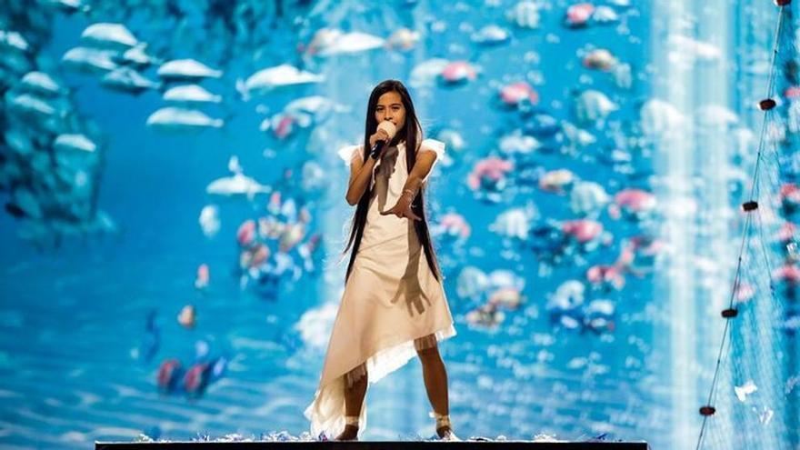 En directo: te contamos lo que ocurre en Eurovisión Junior 2019