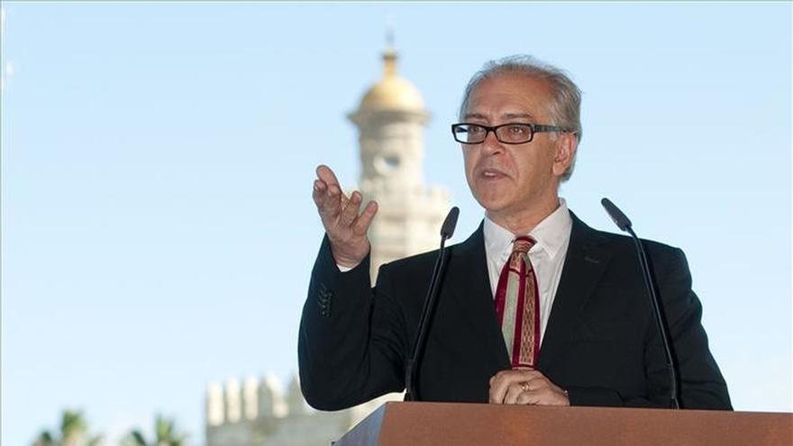Javier Martín Domínguez, nuevo presidente del Club Internacional de Prensa