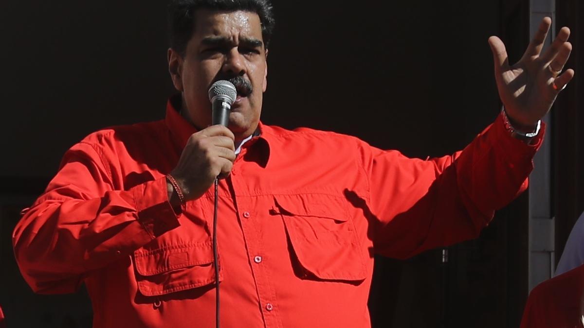 En la imagen, el presidente de Venezuela, Nicolás Maduro. EFE/Miguel Gutiérrez/Archivo