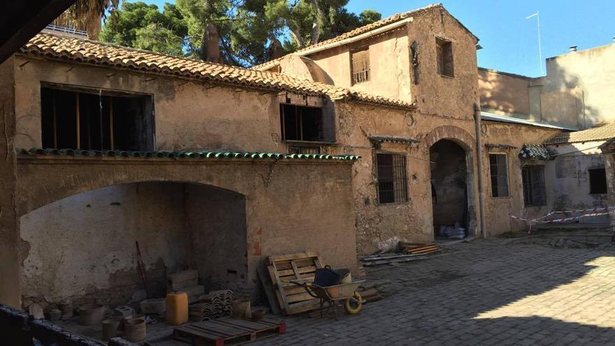 Las instalaciones de la antigua Ceramo en Valencia