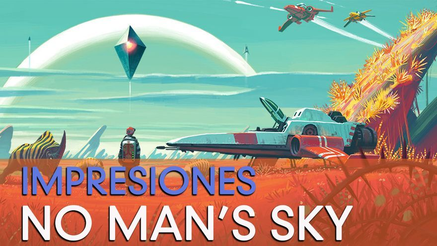 Vídeo avance No Man´s Sky