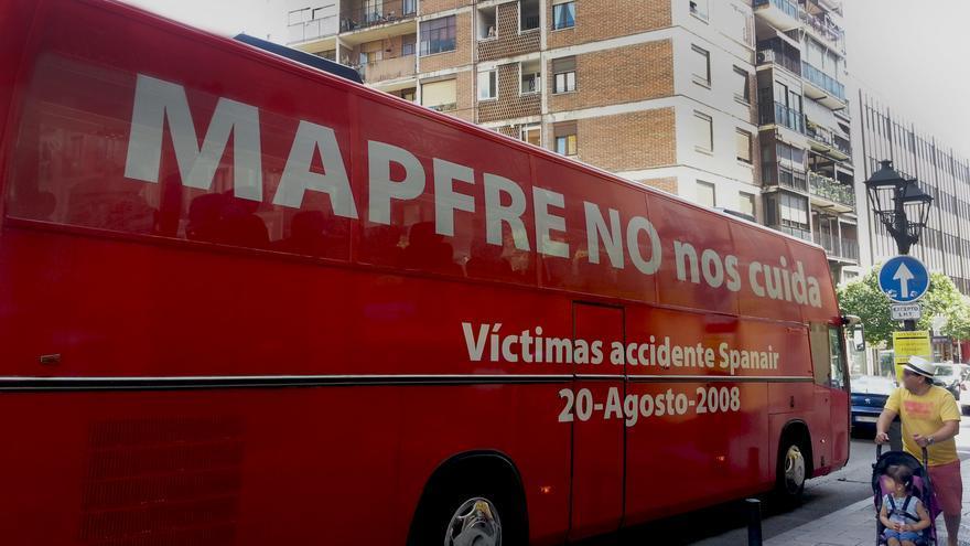 Autobús de MAPFRE