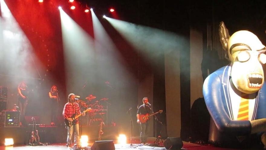 La música de Pink Floyd llega este sábado al Auditorio Barañain con Pink Tones