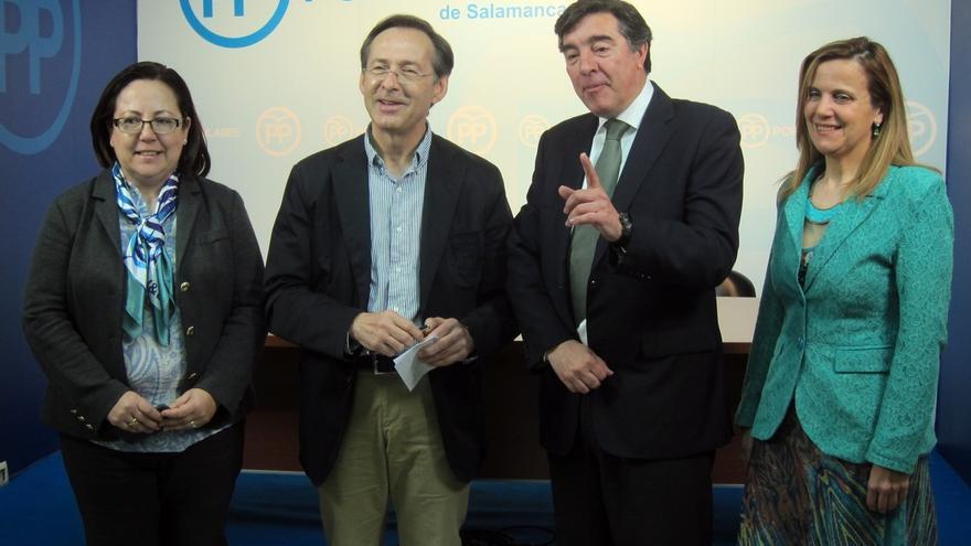 """Bermúdez de Castro (PP) cree que es """"una segunda oportunidad"""" después de que los partidos se hayan """"retratado"""""""