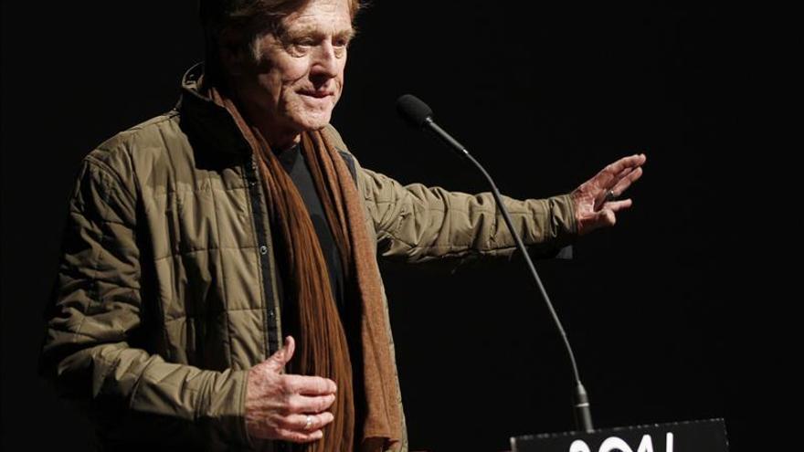 Robert Redford y las apuestas para San Valentín llegan a los cines