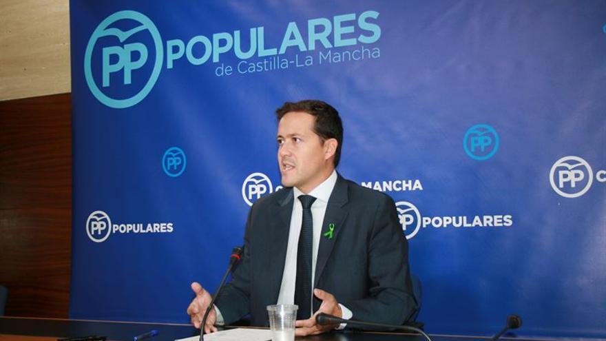 El diputado regional del PP Carlos Velázquez / EUROPA PRESS