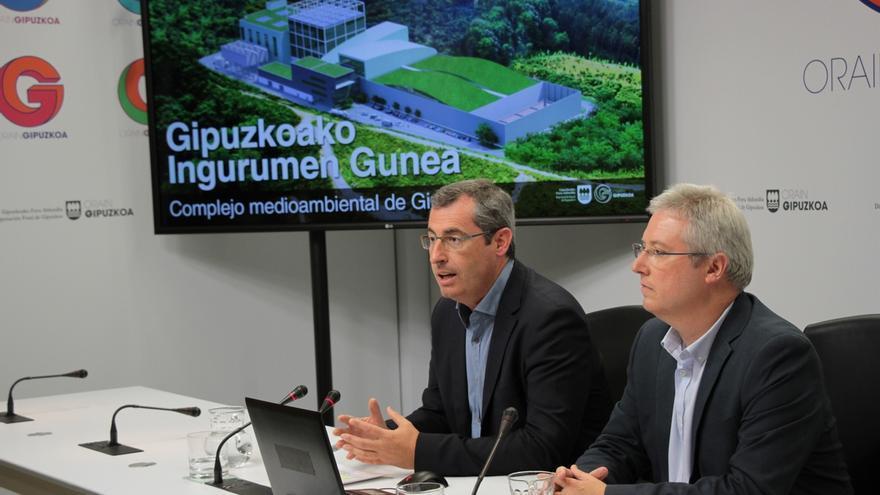 Consorcio de Residuos de Gipuzkoa aprueba este jueves la licitación del proyecto del Complejo Medioambiental
