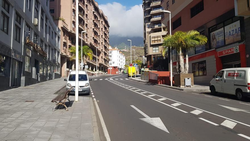 Avenida de El Puente.