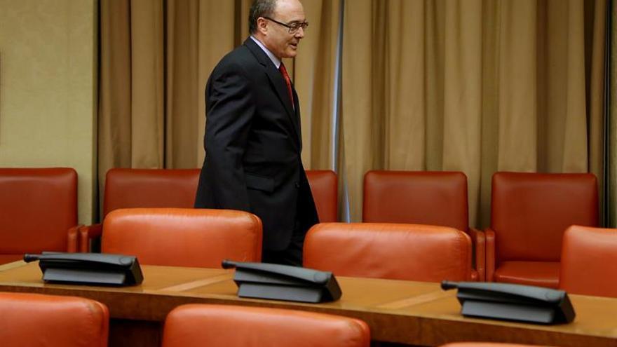 Banco de España confirma el mínimo histórico del euríbor en agosto, -0,156 %