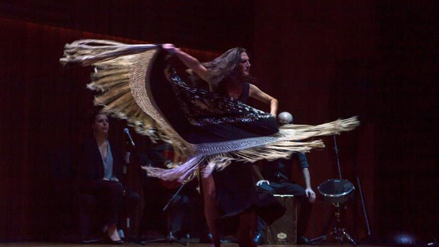 """Bailaora Úrsula López presenta en Yakarta el espectáculo """"Las pequeñas cosas"""""""