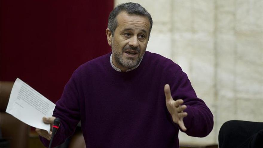 IU alerta de un ciclo de inestabilidad en Andalucía si el PSOE rompe el pacto