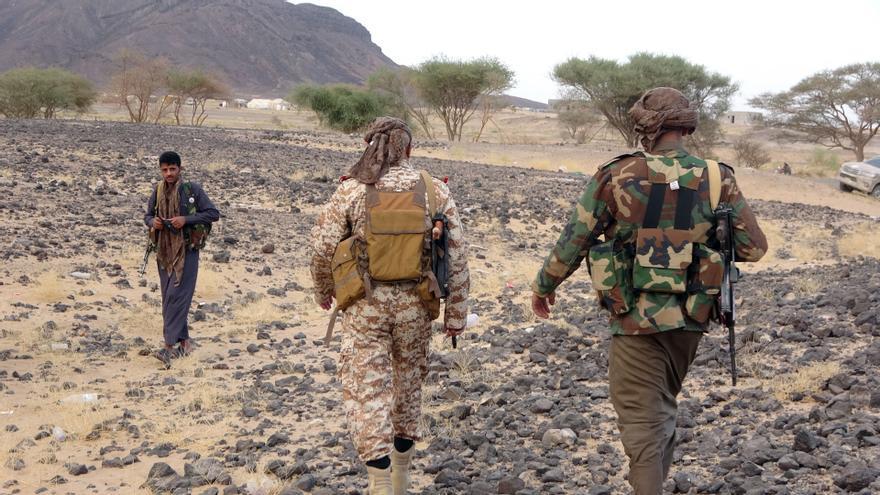 Los hutíes encuentran una feroz resistencia en el ataque en la estratégica Marib